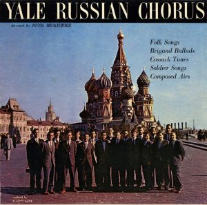 the Yale Russian Chorus, North America's oldest Slavic choir.